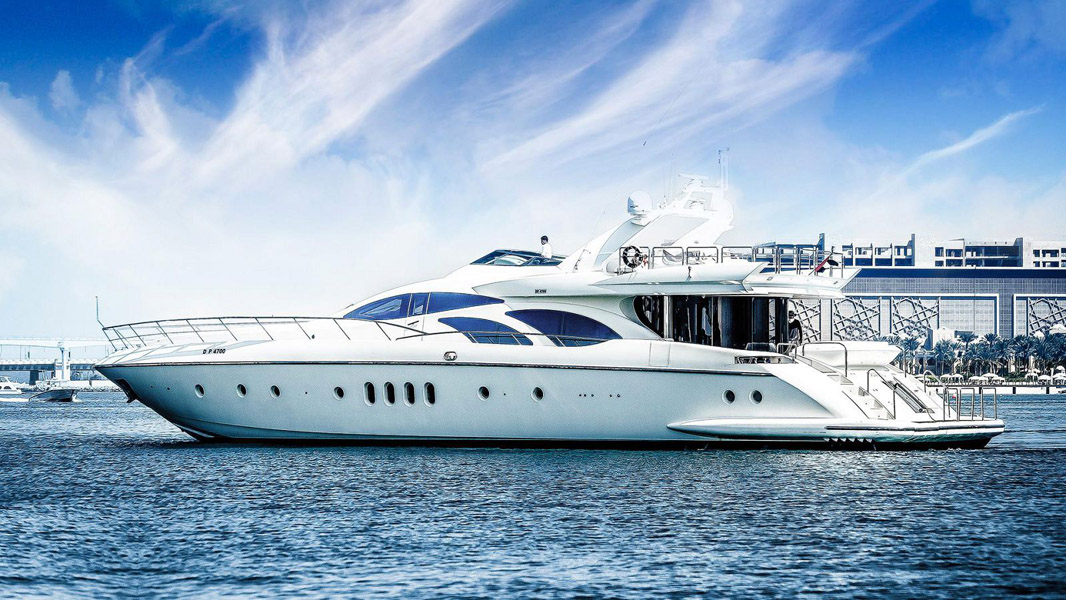 Used Azimut 98 Leonardo Yacht for sale