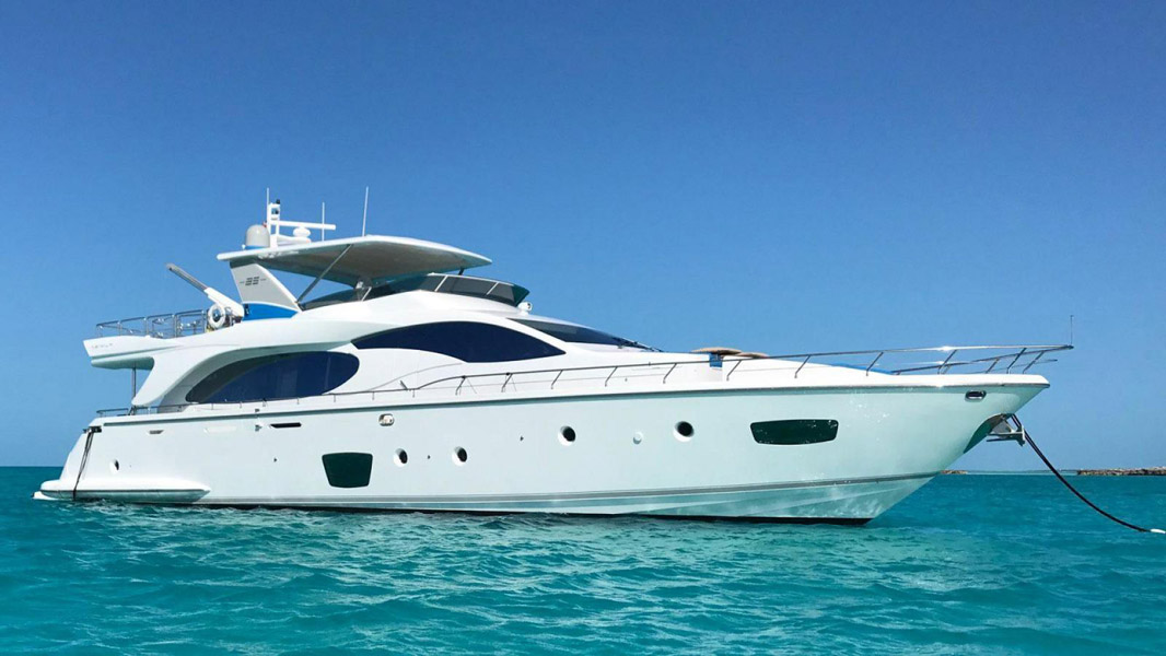 Used Azimut 85 Yacht for sale