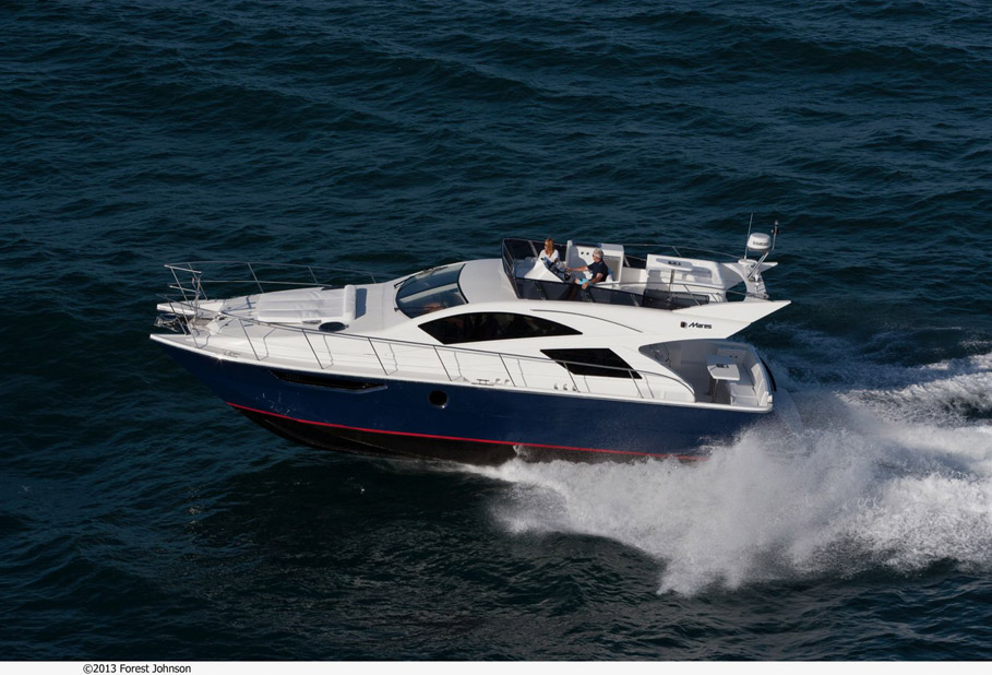 photo of New Mares 45 Motor Yacht Power Catamaran