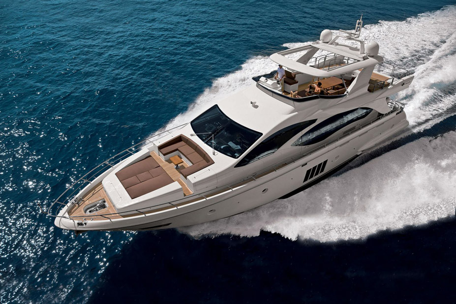 Used Azimut 84 Fly Yacht for sale
