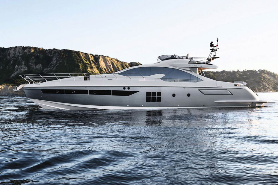 Used Azimut 77S Yacht for sale