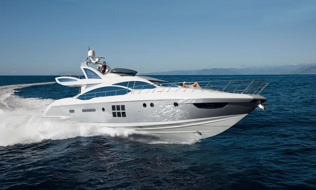 Used Azimut 72S Yacht for sale