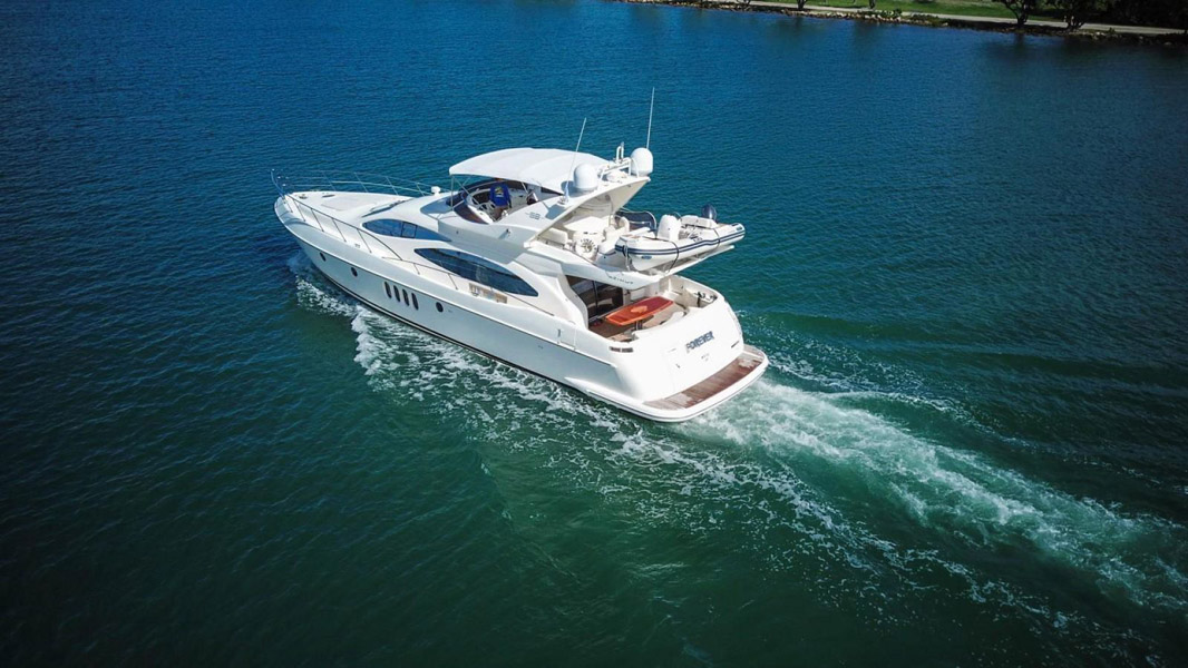 Used Azimut 68E Yacht for sale