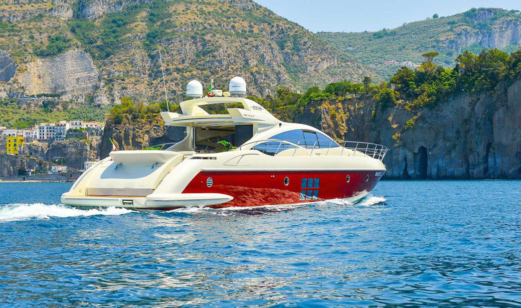 Used Azimut 68S Yacht for sale