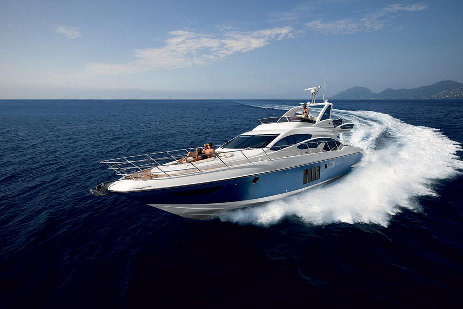 Used Azimut 64 Flybridge Yacht for sale