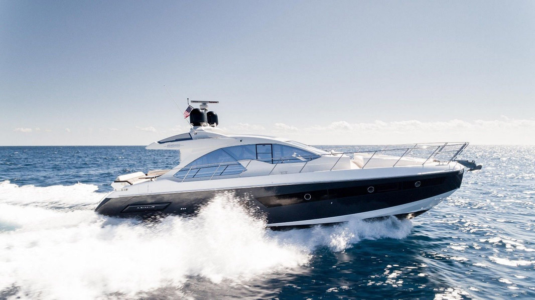 Used Azimut 55S Yacht for sale