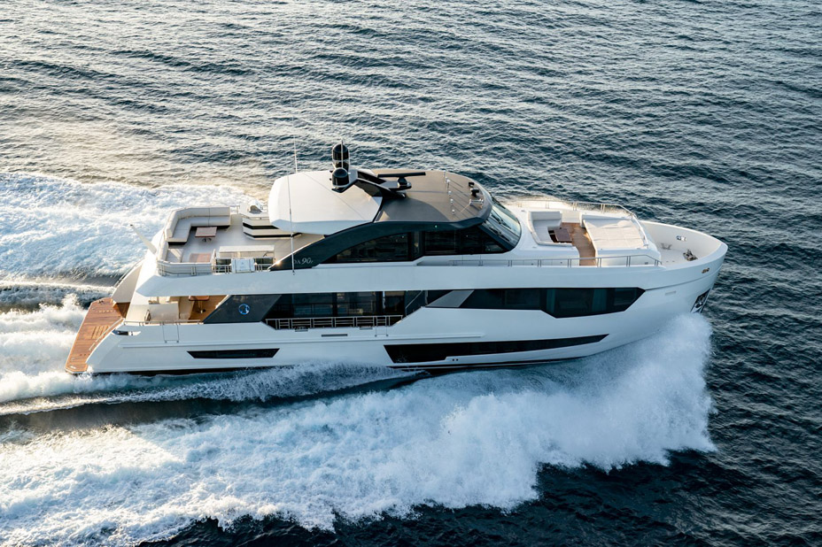 Used Ocean Alexander 90 Motor Yacht for sale