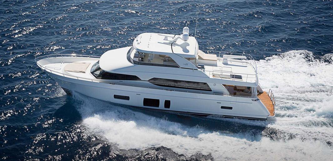 Used Ocean Alexander 85 Motor Yacht for sale