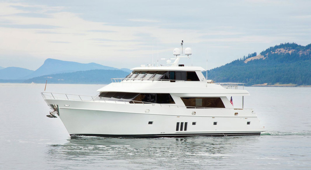 Used Ocean Alexander 78 Pilothouse Motor Yacht for sale