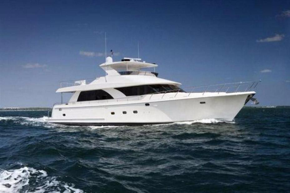 Used Ocean Alexander 74 Motor Yacht For Sale