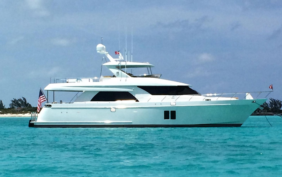 Used Ocean Alexander 72 Pilothouse Motor Yacht For Sale