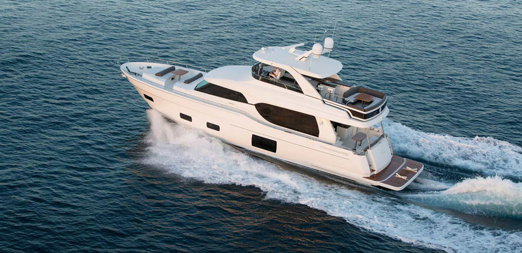 Used Ocean Alexander 70 Motor Yacht For Sale