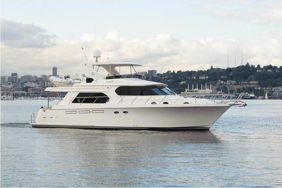 Used Ocean Alexander 58 Pilothouse Yacht For Sale