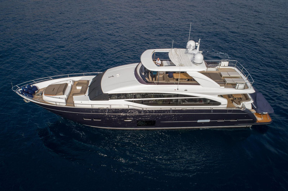 Used Princess 88 Motor Yacht For Sale