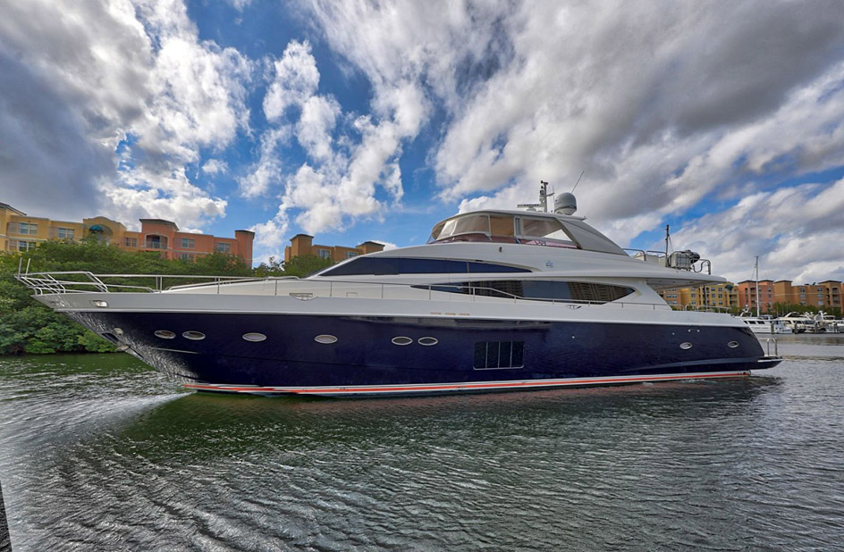 Used Princess 95 Motor Yacht For Sale