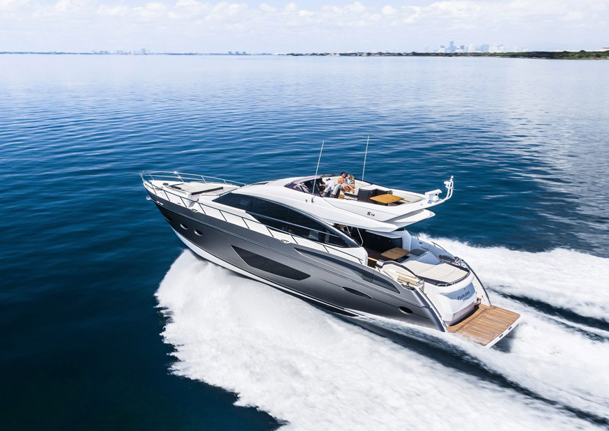 Used Princess S72 Yacht For Sale