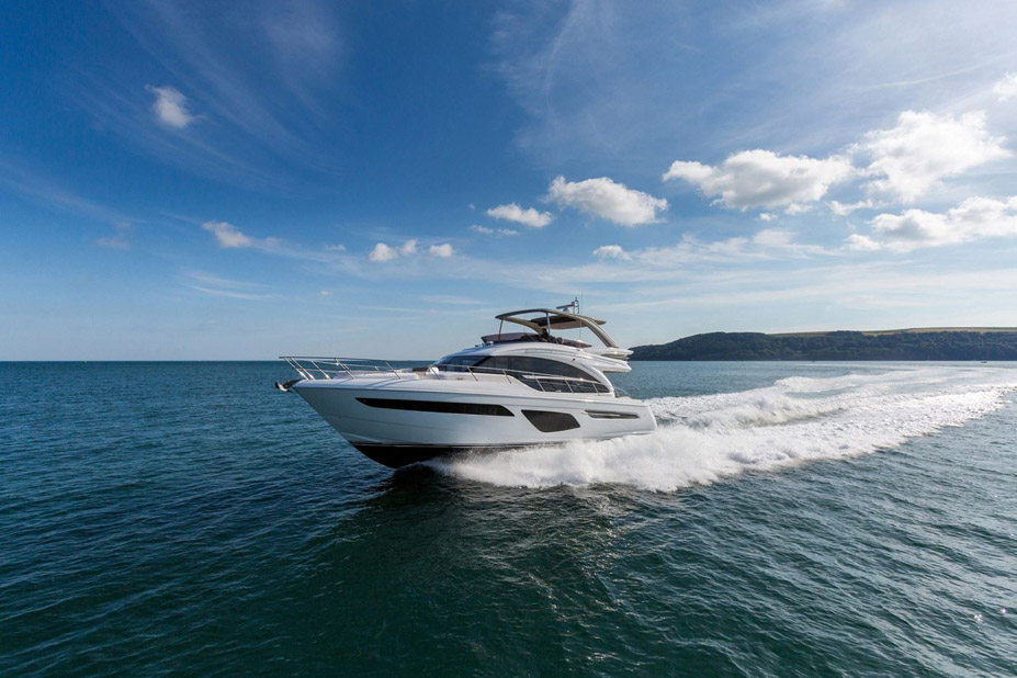 Used Princess 62 Flybridge Yacht For Sale