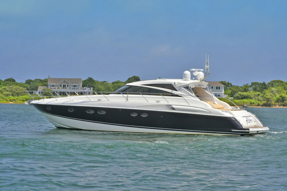 Used Princess 58 Flybridge Yacht For Sale