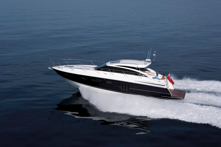 Used Princess V52 Yacht For Sale