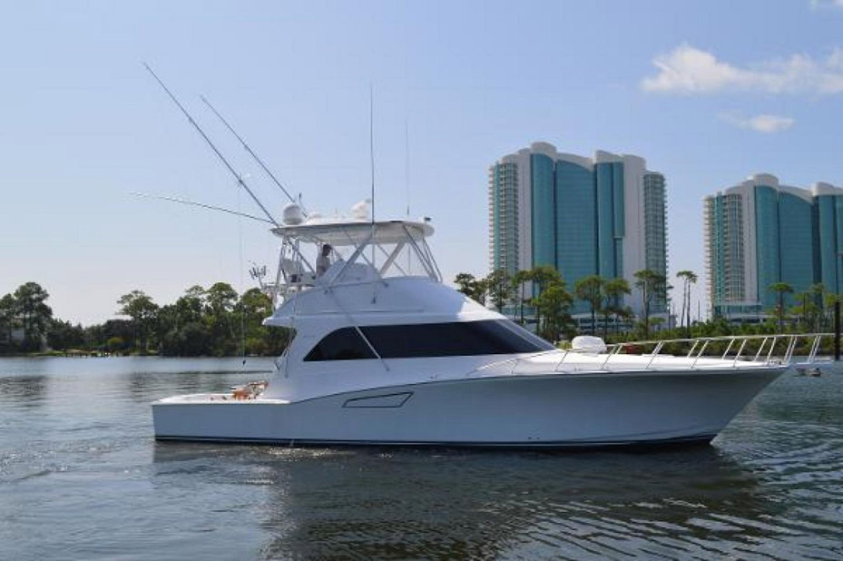 Used Cabo 48 Convertible Yacht For Sale