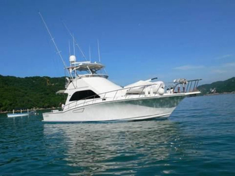Used Cabo 47 Convertible Yacht For Sale