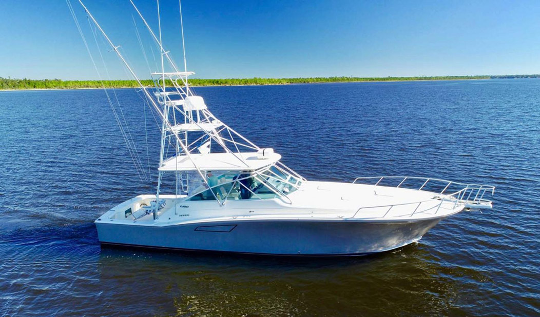 Used Cabo 45 Express Yacht For Sale