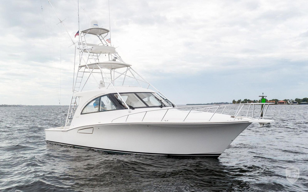 Used Cabo 40 Express Yacht For Sale