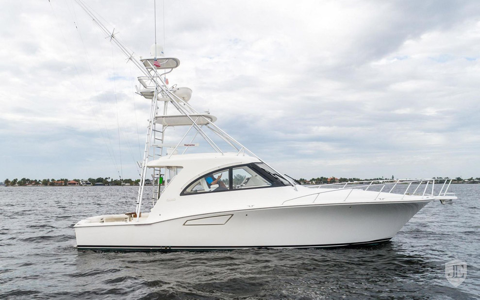 Used Cabo 40 Hardtop Express Yacht For Sale