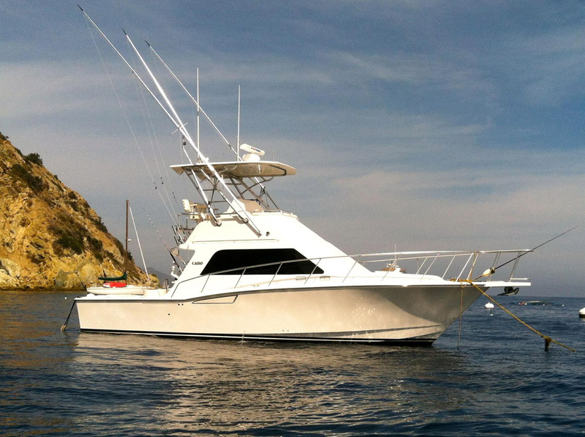 Used Cabo 35 Flybridge Yacht For Sale