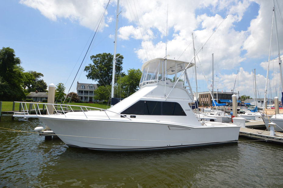 Used Cabo 35 Convertible Yacht For Sale