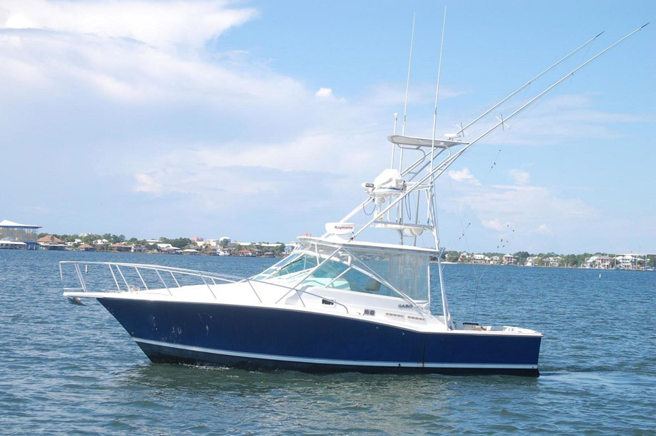 Used Cabo 31 Express Yacht For Sale