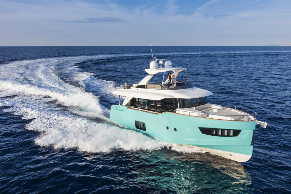 Used Absolute 58 Navetta For Sale