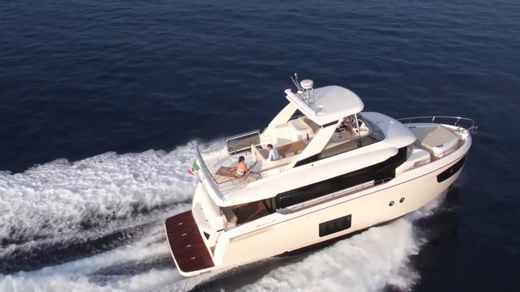 Used Absolute 52 Navetta For Sale