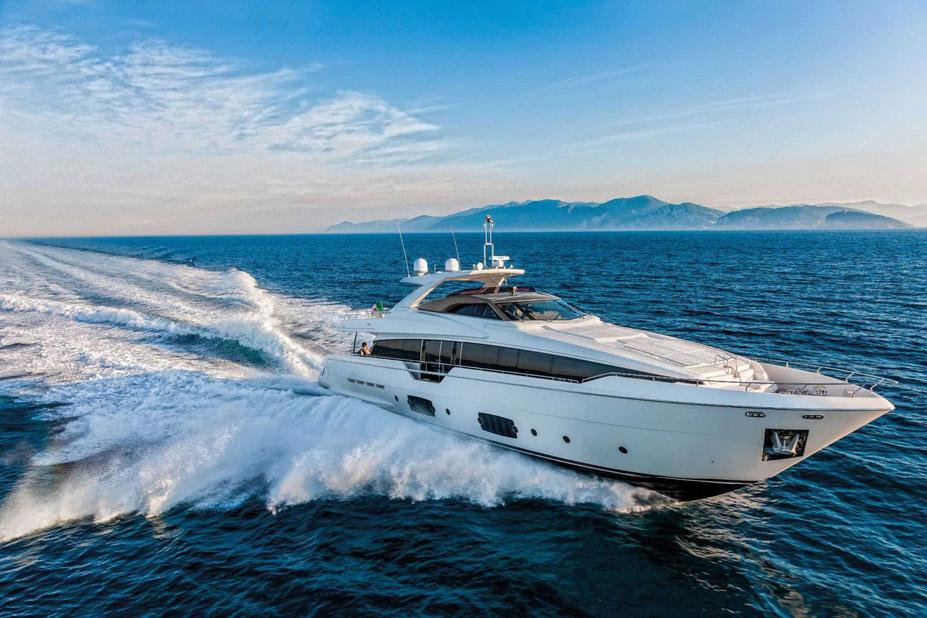 Used Ferretti 960 Yacht For Sale