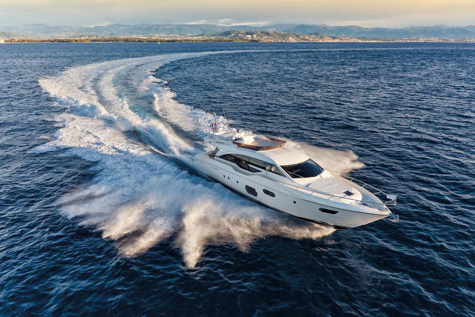 Used Ferretti 690 Yacht For Sale