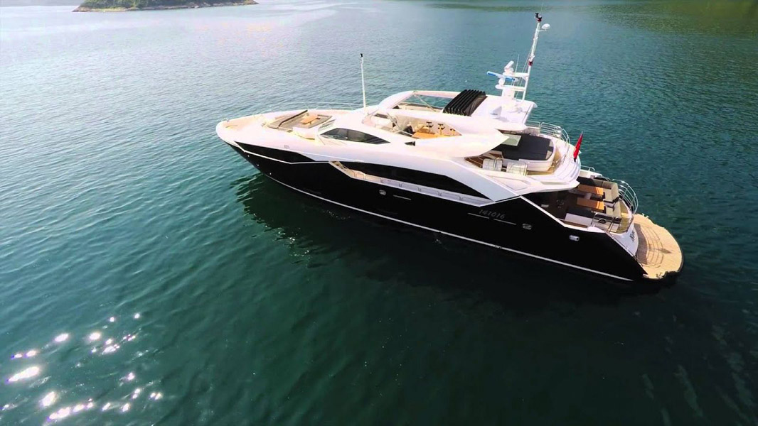 Used Sunseeker 115 Sport Motor Yacht For Sale
