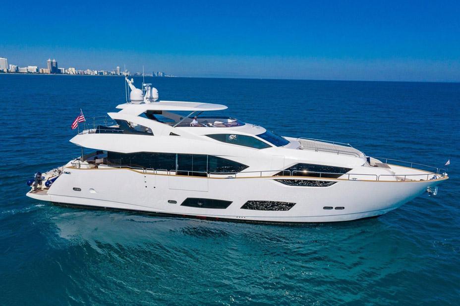 Used Sunseeker 95 Motor Yacht For Sale