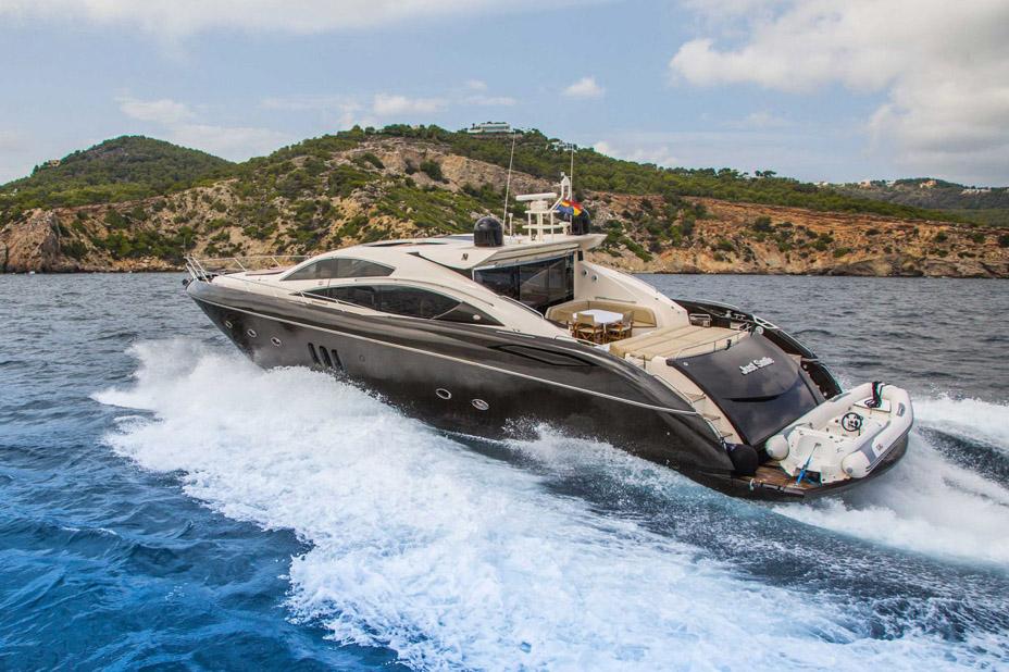 Used Sunseeker 82 Predator Yacht For Sale