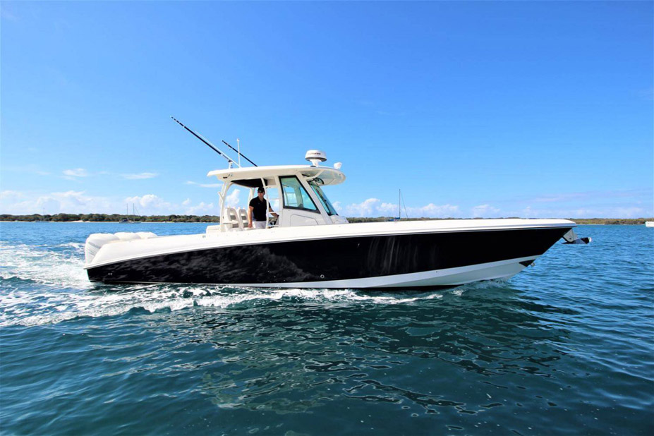 Used Boston Whaler 350 Outrage For Sale