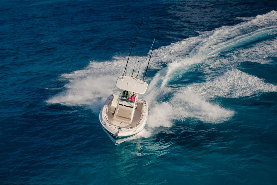 Used Boston Whaler 230 Outrage For Sale