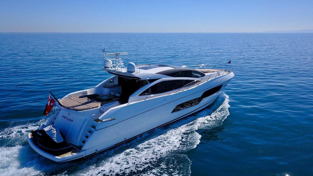 Used Sunseeker 80 Predator Yacht For Sale