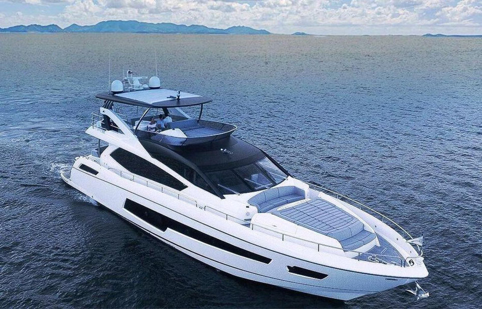 Used Sunseeker 75 Motor Yacht For Sale