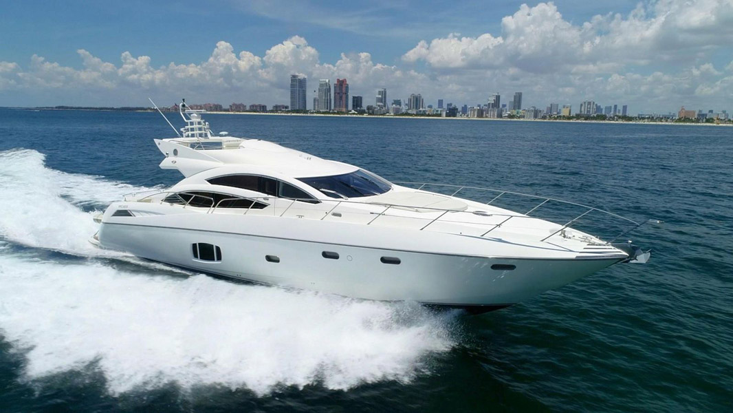 Used Sunseeker 74 Predator Yacht For Sale