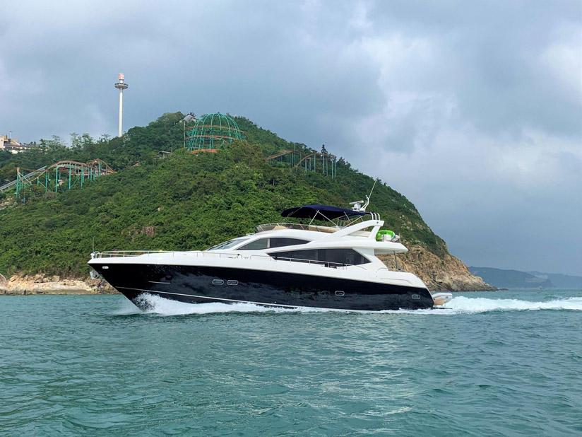 Used Sunseeker 73 Manhattan Yacht For Sale