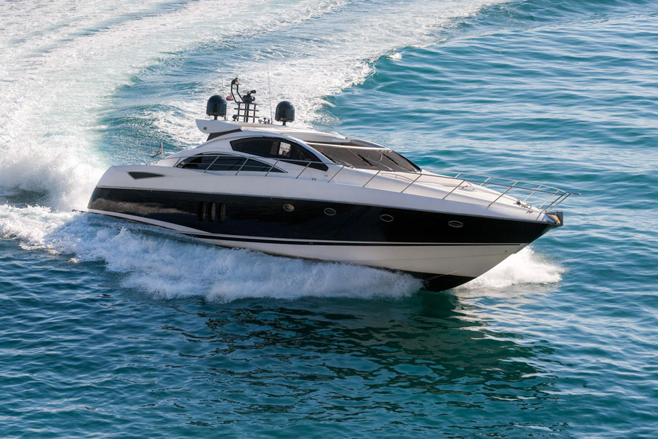 Used Sunseeker 72 Predator Yacht For Sale