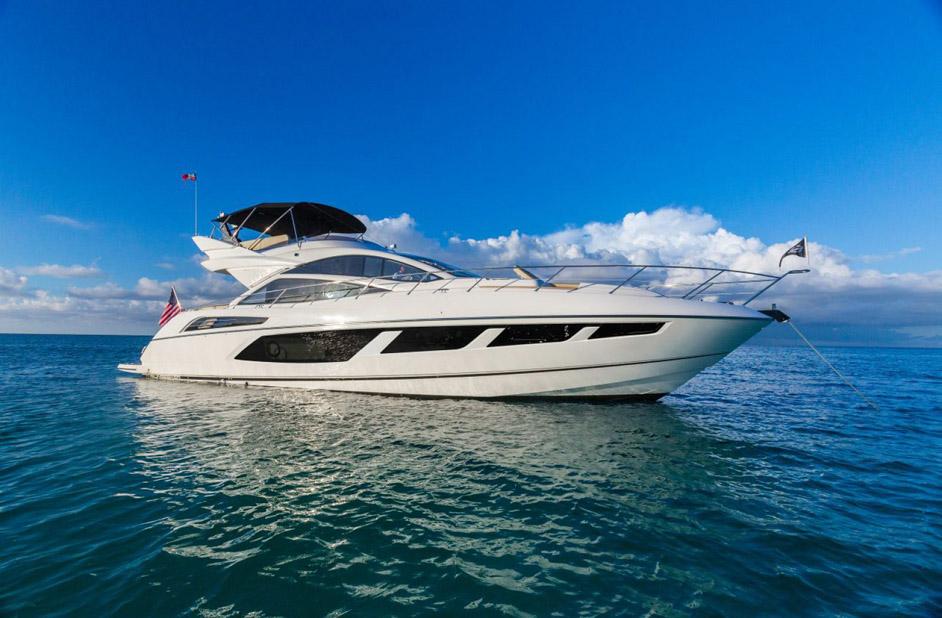 Used Sunseeker 68 Sport Yacht For Sale