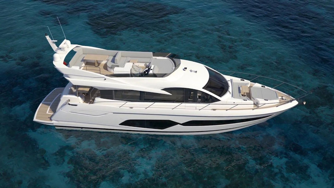 Used Sunseeker 66 Manhattan Yacht For Sale