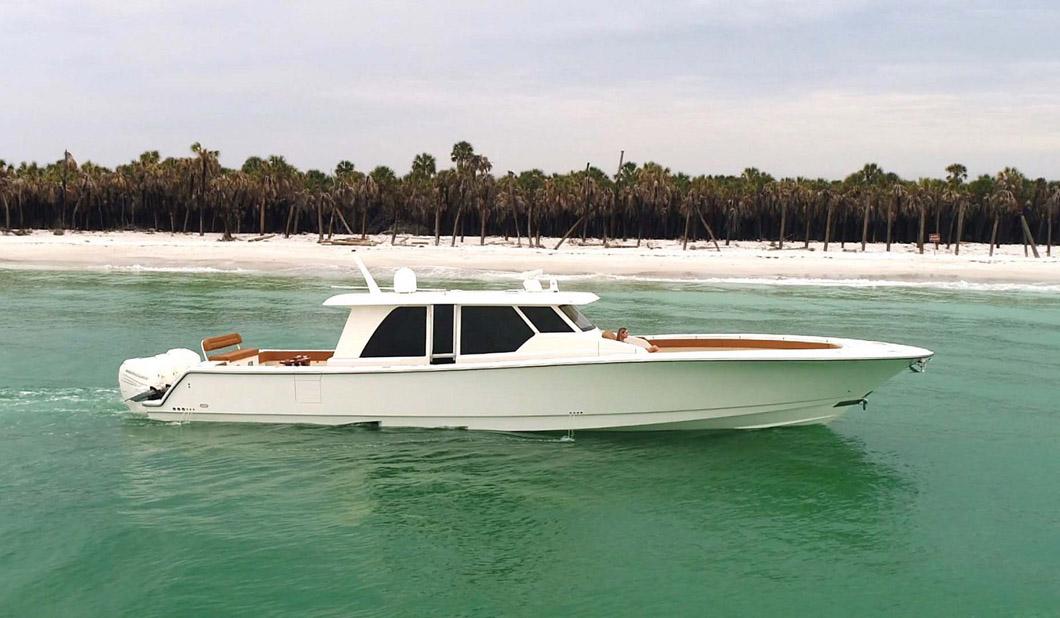 photo of Gulfstream Yachts 34