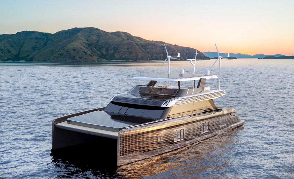 photo of Sunreef 80 Power Catamaran