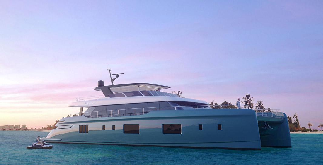 photo of Sunreef 100 Power Catamaran